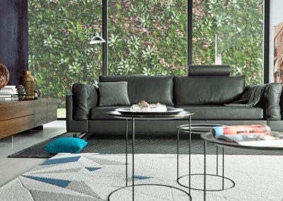 Hyper realistisk 3D visualisering av stue