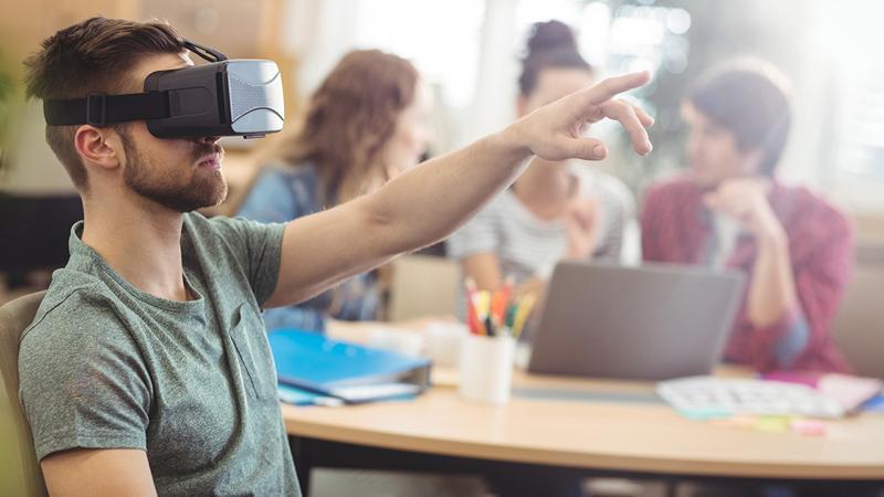 Servicios visuales ProNest realidad virtual
