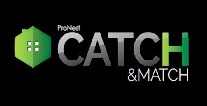 ProNest Catch&Match, la herramienta para ferias