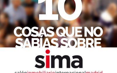 10 Cosas que no sabías sobre SIMA